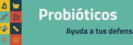 Farmacia El Romeral Vélez Málaga. Parafarmacia. Probióticos. Ayuda a tus defensas Probióticos. Ayuda a tus defensas.