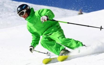 prevenir lesiones esquiar